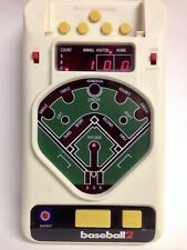 TESTED Vintage 1979 Entex Baseball 2  Retro 2-Player Handheld Video Game