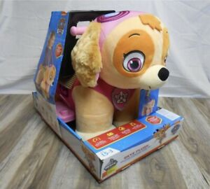Paw Patrol Skye 6V Plush Ride-On Toy for Toddlers Nickelodeon by Huffy