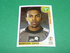 N°348 ZAYED SAUDI ARABIA PANINI FOOTBALL JAPAN KOREA 2002 COUPE MONDE FIFA