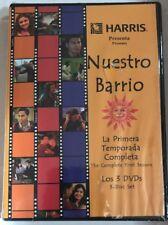 Nuestro Barrio (3 DVD): La Primera Temporada Completa (TheCompleteFirstSeason)