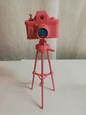 Barbie macchina fotografica per  bambole Mattel room doll vintage 1980 furniture