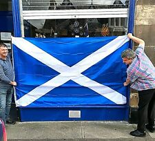 More details for large 8' x 5' saltire  ~**only £16.95**   ~   limited availability