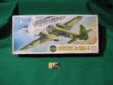 Kit Montaggio Airfix Aereo Junkers Ju 88A-4 scala 1:72