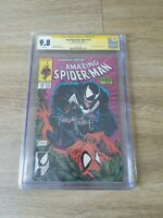 Amazing Spider-Man #316 - CGC 9.8 Signature Series - Signed by Todd McFarlane