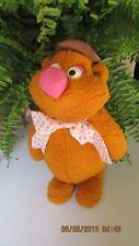 "FOZZIE BEAR Disney Store Exclusive 13"" The Muppets Plush Stuffed Animal"