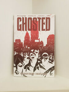 Ghosted: Volume Three Deathwish, Softcover, Skybound