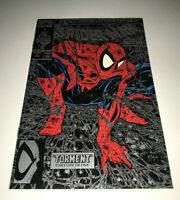 SPIDER-MAN #1 Silver Cover Signed Todd McFarlane Marvel Comic Variant Lizard