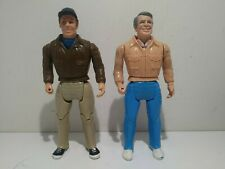 """New listing Mad Murdoch & John Hannibal Smith - A Team - 6"""" Action Figures - 1983 Cannell"""
