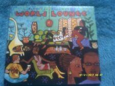 PUTUMAYO PRESENTS WORLD LOUNGE CD