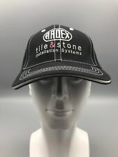 ARDEX TILE & STONE INSTALLATION SYSTEMS BASEBALL HAT  ADJUSTABLE