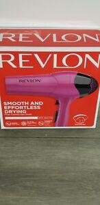 Revlon Professional Hair Blow Dryer Lightweight 1875W Hair Blower w/Concentrator