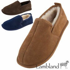 Chaussons marrons pour homme
