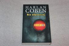 Nie odpuszczaj - Coben Harlan -  POLISH BOOK - POLSKA KSIĄŻKA