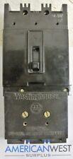 FA3100P Westinghouse Tri Pac  DE Ion 100 amp 600 volt circuit breaker TESTED