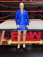 RARE WWE LANA MATTEL BASIC SERIES WRESTLING ACTION FIGURE