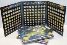PROMO - Album présentoir pour collection d'euros(24 pays) - réf  21238