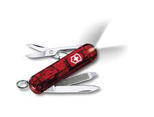 0.6228.T VICTORINOX SWISS ARMY POCKET KNIFE CLASSIC SwissLite RUBY RED 54030 NEW