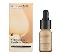 Perricone MD No Foundation Foundation Serum (10 ml) BNIB.