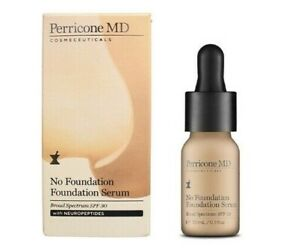 Perricone MD No Foundation Foundation Serum (10 ml) BNIB UK Post