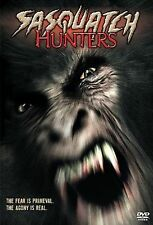Sasquatch Hunters (Dvd, 2005)
