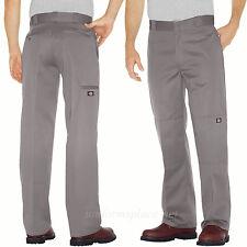 Men Dickies Work Pants Loose Fit Double Knee Cell Pocket pant 85283 Colors 28-58