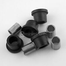 Classic Mini Polyflex Lower Arm Bush Kit Black rover austin morris uprated poly