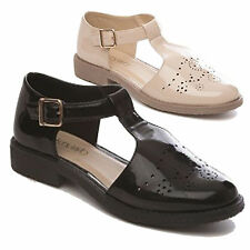 Block Heel Patent Leather Unbranded Women's