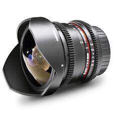 Walimex Fischaugenobjektiv für Olympus Kamera
