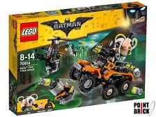 LEGO 70914 THE LEGO BATMAN MOVIE L'attacco tossico di Bane