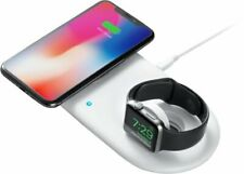 Anker PowerWave+ Qi Wireless Charging Pad for Apple Watch iPhone 11 X 8 8+ XR
