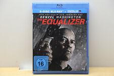 The Equalizer von Antoine Fuqua - Blu-Ray Disc TOP Zustand