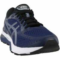 ASICS Gel-Nimbus 21  Casual Running  Shoes - Navy - Mens