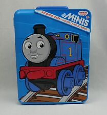 THOMAS & FRIENDS Fisher Price Storage Case ~ Holds over 50 Minis!