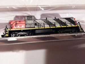 N Rapido 70542GMD-1A - Canadian National Stripes Scheme #1444 - DC/DCC/Sound
