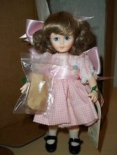 """Robin Woods Jane """"The Good Little Girl"""" 8"""" Vinyl Doll - Made in 1990 W/Box, Tag"""