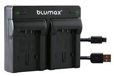 Bateria dual cargador para Panasonic hdc-sd90 hdc-sd99 hdc-sdx1 | 90109-90366 |