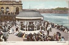 "VINTAGE 1900's POSTCARD ""THE SPA SCARBOROUGH"" YORKSHIRE Posted 1903"