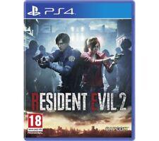 Sony Ps4 Resident Evil 2 Remake