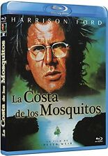 The Mosquito Coast (Blu-Ray) Helen Mirren, Harrison Ford, Peter Weir BRAND NEW