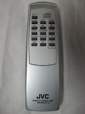 GENUINE JVC Tuner  REMOTE CONTROL MODEL : RM-SRCST3 A