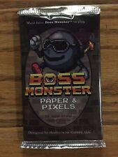 Boss Monster: Paper & Pixels Expansion