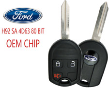 OEM Ford 3b 80 Bit Keyless Remote Head Fob Transmitter 164-r8070 5912560