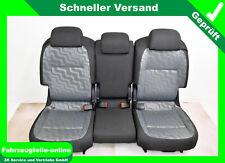 Skoda Roomster 5J Seats Rear Seat Bench Back Seats