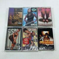 NEW Lot 6 Cassette Tapes 90's Female Lady Rap Hip Hop Da Brat CoCo Choice Olivia