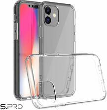 iPhone 11 Clear Case Ultra Thin Transparent Shockproof Protective Hard PC Shield