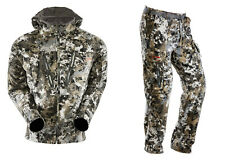 NEW Sitka Gear Stratus Jacket & Pants Optifade Elevated II Pick Your Size!