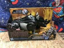 Black Panther Marvel's Rhino Guard Vehicle Walmart Avengers Action Figures TOYS