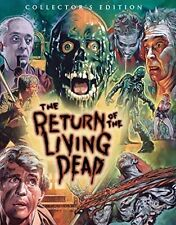Return Of The Living Dead (2016, Blu-ray NIEUW)2 DISC SET