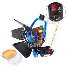 Photography 100W LED Fresnel Lighting Dimming 3200K/5500K Video Spotlight Studio