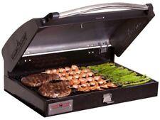 Camp Chef 3-Burner Stove Professional Barbecue Grill Box Cast Iron Grill New